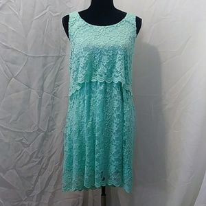 NWT Candie's Lace Dress